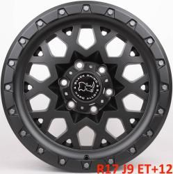 Black Rhino Sprocket R17 J9 6x139.7 чёрный