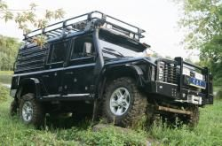 Шноркель SAFARI для Land Rover Defender, арт. SS580HF