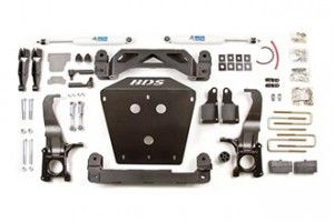 "4-1/2"" Лифт-комплект Suspension Lift Kit Toyota Tundra + Carrier Bearing Drop Kit BDS Suspension"