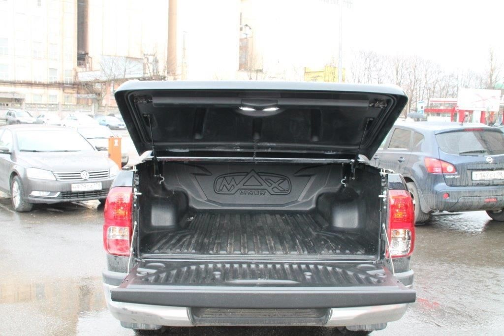 Крышка CARRYBOY FULLBOX Mitsubishi l200 NEW 2015+