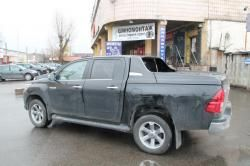Крышка CARRYBOY FULLBOX HILUX REVO на Toyota HiLux Revo 2015+